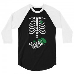 baby skeleton 3/4 Sleeve Shirt | Artistshot