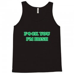 fuck irish Tank Top | Artistshot