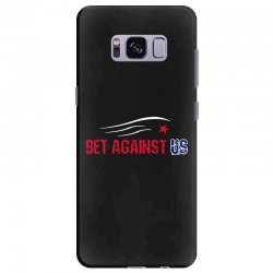 bet against us Samsung Galaxy S8 Plus Case | Artistshot