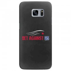 bet against us Samsung Galaxy S7 Edge Case | Artistshot