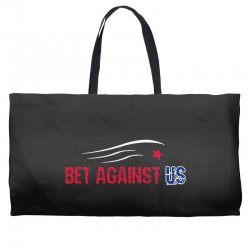 bet against us Weekender Totes | Artistshot