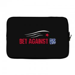 bet against us Laptop sleeve | Artistshot