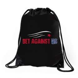 bet against us Drawstring Bags | Artistshot