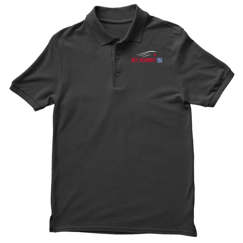 Bet Against Us Men's Polo Shirt | Artistshot