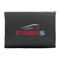 bet against us Accessory Pouches | Artistshot