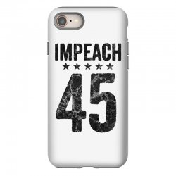 impeach 45   anti trump iPhone 8 Case | Artistshot