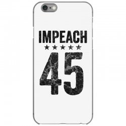 impeach 45   anti trump iPhone 6/6s Case | Artistshot