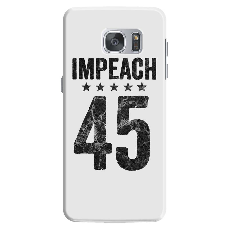 Impeach 45   Anti Trump Samsung Galaxy S7 Case | Artistshot