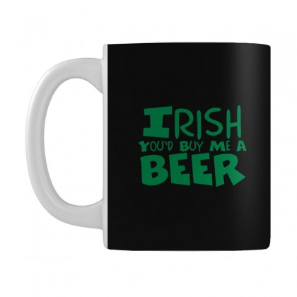 Irish Beer Mug Designed By Mdk Art