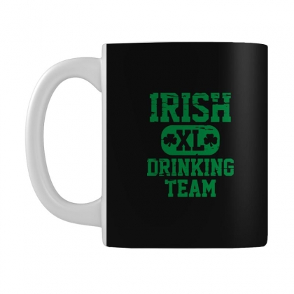 Irish Drinking Mug Designed By Mdk Art