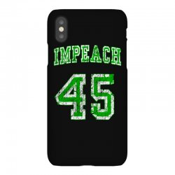impeach 45 trump iPhoneX Case | Artistshot