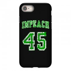 impeach 45 trump iPhone 8 Case | Artistshot