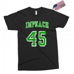 impeach 45 trump Exclusive T-shirt | Artistshot