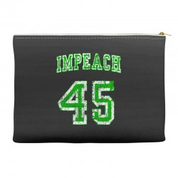 impeach 45 trump Accessory Pouches | Artistshot