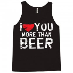 than beer Tank Top | Artistshot