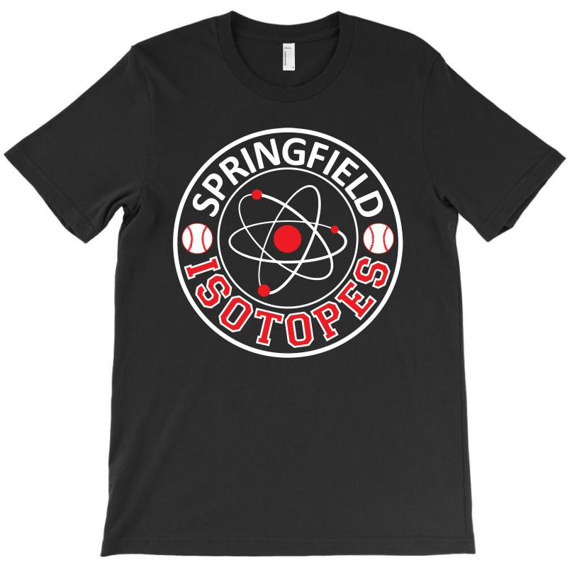 Springfield Isotopes T-shirt | Artistshot