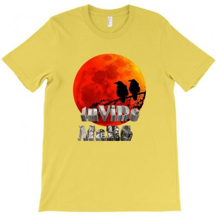 Invide Mars Occupy Mars T-shirt Designed By Fahimcool