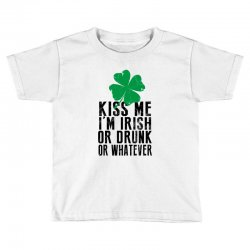 kiss me im iris Toddler T-shirt | Artistshot