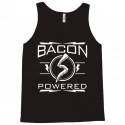 bacon powered Tank Top | Artistshot