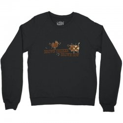 brown chicken brown cow Crewneck Sweatshirt | Artistshot