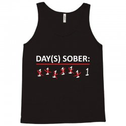 days sober Tank Top | Artistshot