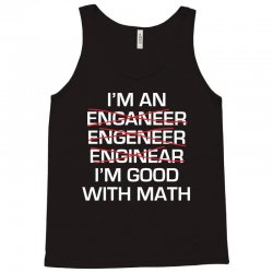 engineer math Tank Top | Artistshot