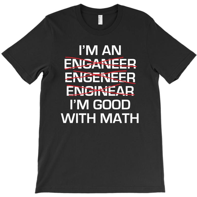 Engineer Math T-shirt | Artistshot