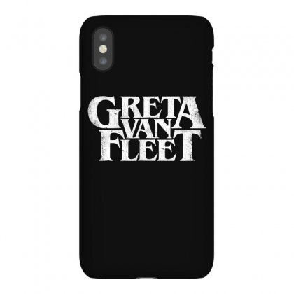 Greta Van Fleet. Iphonex Case Designed By Vanode Art