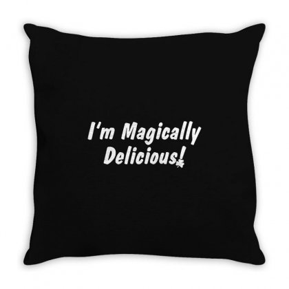 Magically Throw Pillow Designed By Mdk Art