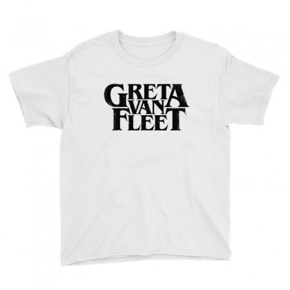 Greta Van Fleet Youth Tee Designed By Vanode Art
