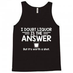 answer shot Tank Top | Artistshot