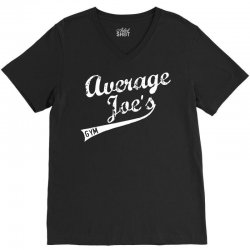 average joes gym V-Neck Tee | Artistshot