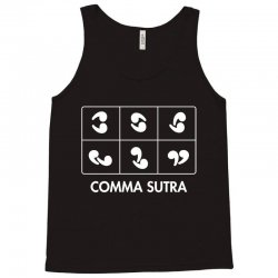 comma sutra Tank Top | Artistshot