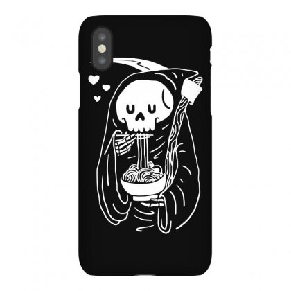 Ramen Reaper Iphonex Case Designed By Quilimo