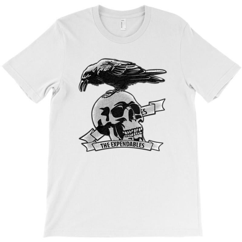 The Expendables T-shirt | Artistshot
