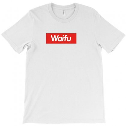 Waifu Supreme Parody T-shirt Designed By Killakam
