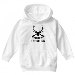 family tradition Youth Hoodie | Artistshot