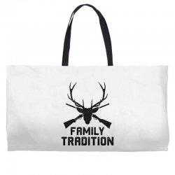family tradition Weekender Totes | Artistshot