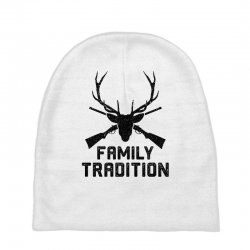 family tradition Baby Beanies | Artistshot