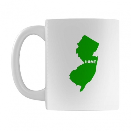 Irish New Jersey Home Mug Designed By Killakam
