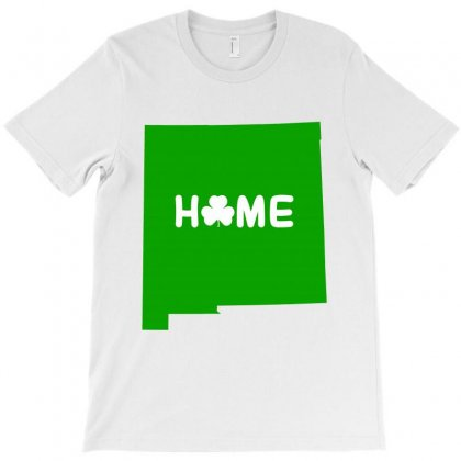 Irish New Mexico Home T-shirt Designed By Killakam