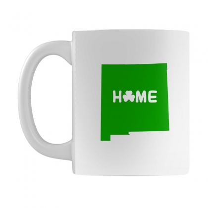 Irish New Mexico Home Mug Designed By Killakam