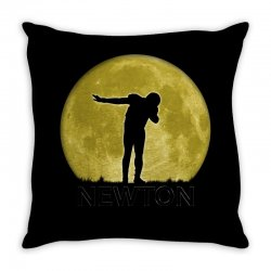 cam newton dab Throw Pillow | Artistshot