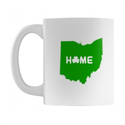 Irish Ohio Home Mug Designed By Killakam