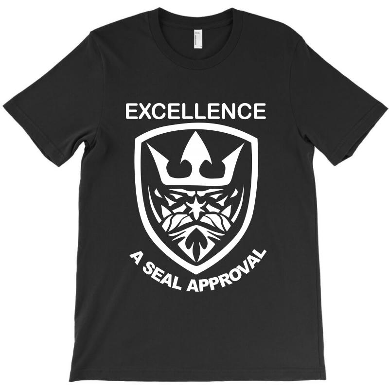 A Seal Of Approval Neptune T-shirt | Artistshot