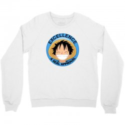 A Seal Approval Of  Sea Traveling Crewneck Sweatshirt | Artistshot