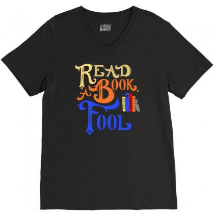 Read Book Full V-neck Tee Designed By Bertaria