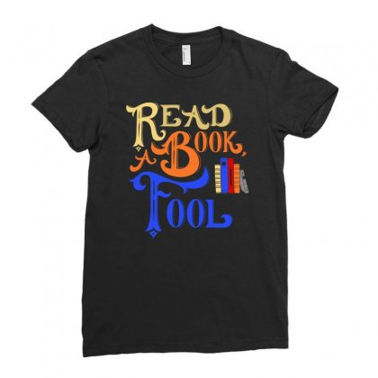 Read Book Full Ladies Fitted T-shirt Designed By Bertaria