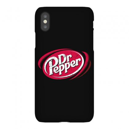 Dr Pepper Iphonex Case Designed By Bamboholo