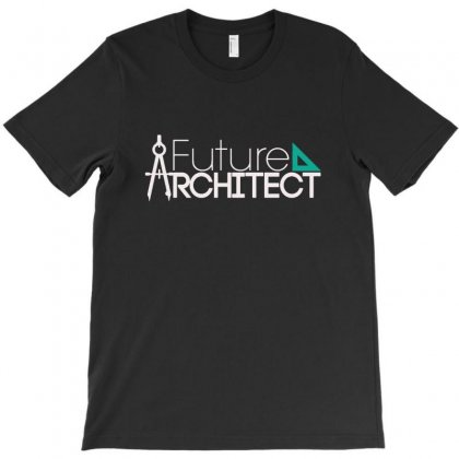 Future Architect T-shirt Designed By Vanode Art